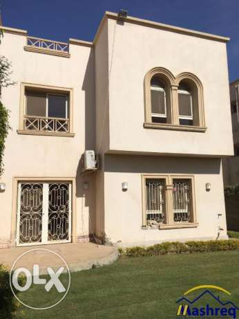 Twin house for Rent in Greens El Sheikh Zayed الشيخ زايد -  2