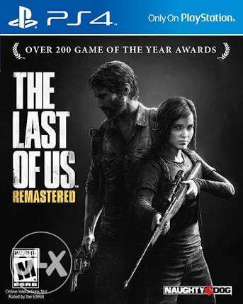 The last of us ps4.