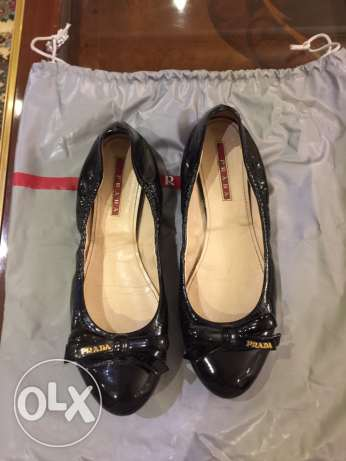 Prada ORIGINAL ballerina shoes