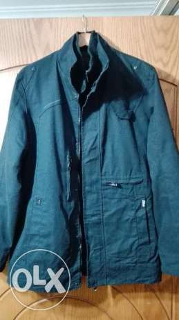 Blue inc. Black Jacket - size L