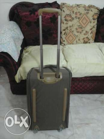 handbag with trolley شيراتون -  2