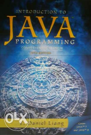 Introduction to Java programming 10 edition