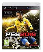PS3 PES 2016 Arabic ver new