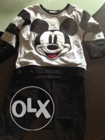Warm cloth for boys 6 month to 2 years, 6 items for 400 le