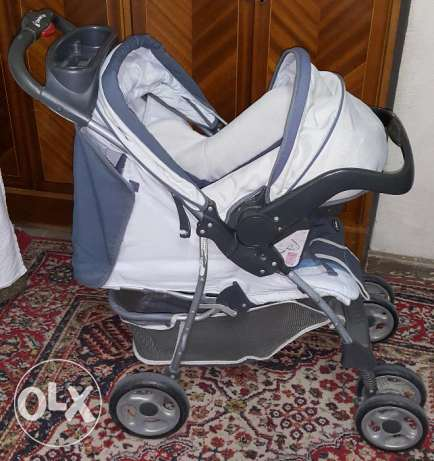 Juniors Stroller & Car Seat مدينة نصر -  3