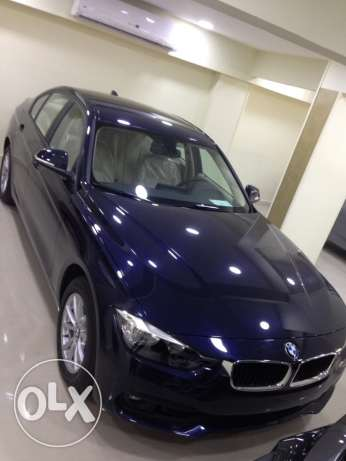 BMW 318i exclusive model 2017