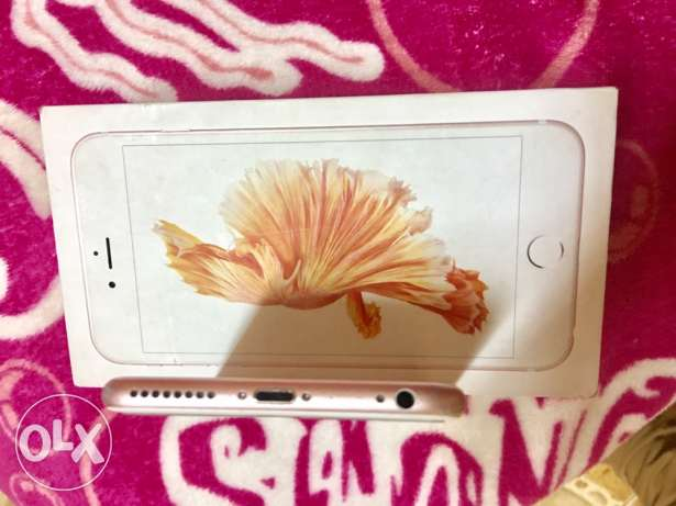 iphone 6s plus rose gold حدائق القبة -  5