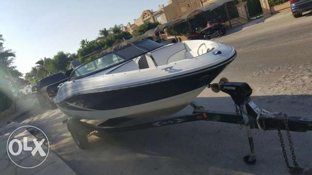 Sea Ray boat 19 inch 190 sport 2012