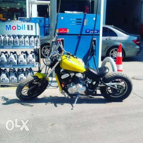 Honda Steed 400 هوندا ستيد