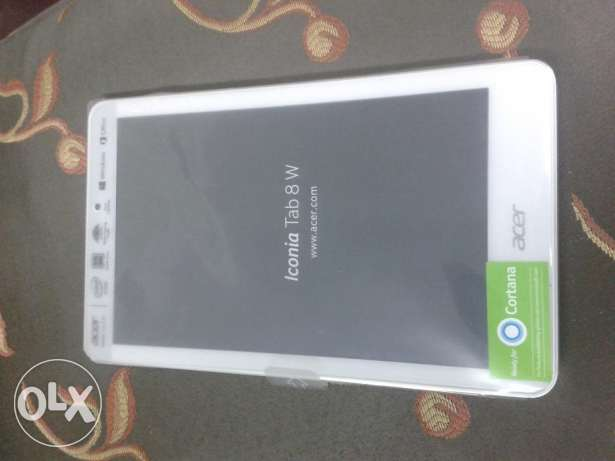 Acer Iconia Tab 8W in excellent conditions like new المرج -  4