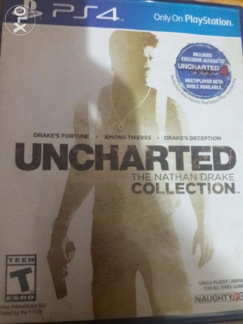 Uncharted collection for sale مدينة نصر -  1
