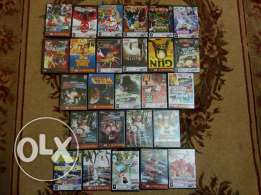 play station 2 CD Games