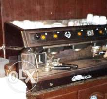Espresso Machine Brasilia Century as new 3 Cups