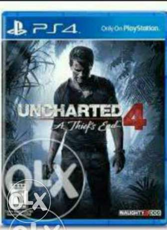 Uncharted 4 ps4 400