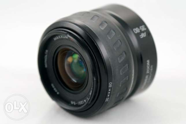 MINOLTA 35-80mm For Sony A Mount