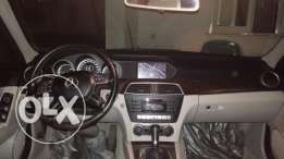 Mercedes c180 model 2012 with navigation & voice command online system