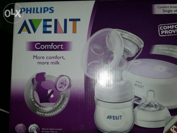 comfort breast pump original
