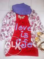 Love is life blaus