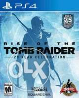 Rise of the tomb raider 20 years celebration ps4