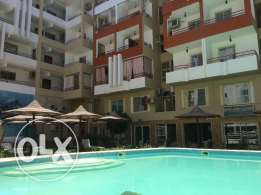 Two bedroom kauser beside bowling compound with swimming pool