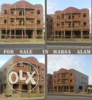 Building for sale or share with a participation in Marsa Alam ,St , 27