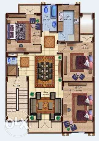 Apartments for Sale 135 م