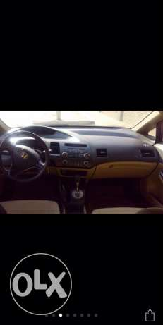 Honda Civic 2007 الزمالك -  2