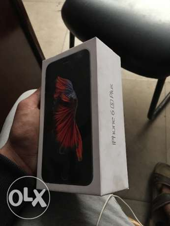 iPhone 6s Plus gray 64GB
