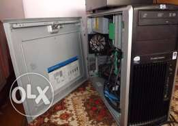 كيسة hp workstation