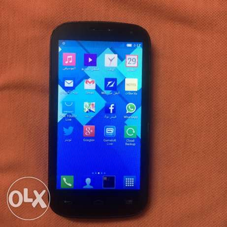 mobile alcatel one touch C5