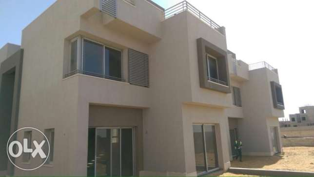 Standalone villa for sale in palm hills golf extention 430 sq.m