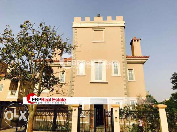 Amazing Villa with pool for rent in CFC Cairo Festival City