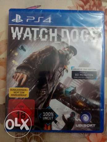 Watch dogs 1 new