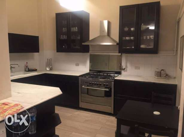 Nice fully furnished apartment for sale in Zamalek