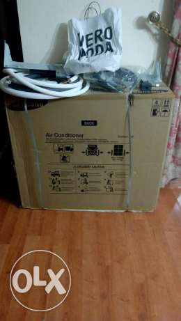 Air conditioner 3 horse power new