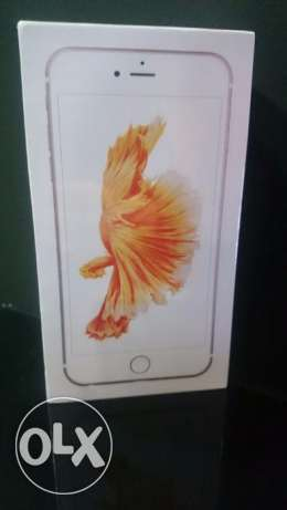 **iphone 6s Plus New 64GB المعادي -  1