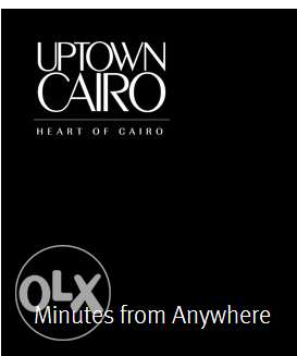 for sale villa 312m uptown cairo installments till 2021