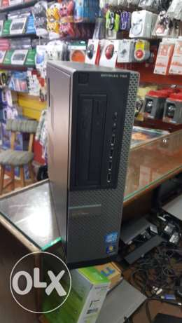 Core i5 الجيل التالت- ram 4gb-hdd 500-vga intel HD 1gb up-dvdrw-8usb
