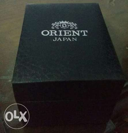 Original Orient Watch With The Original Box