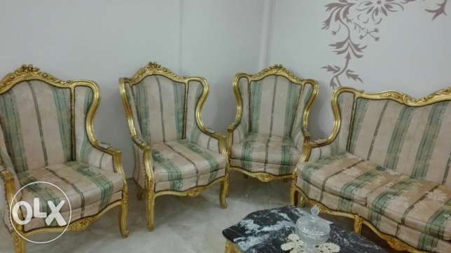 Saloon for sell مدينة نصر -  1