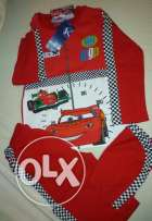 Bran new pyjama Mcqueen with head cap