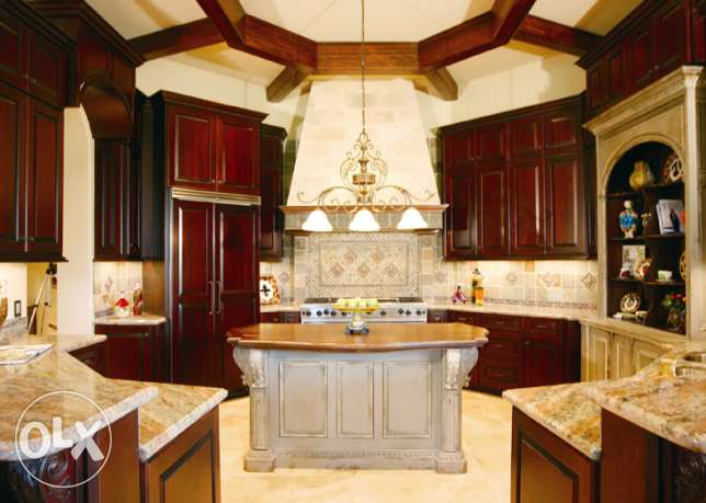 Modern kitchen 6 أكتوبر -  3