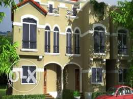 Townhouse located in New Cairo for sale 260 m2, Dyar Park