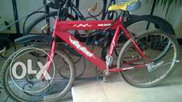 Want to sale cycle