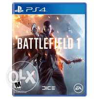 BattleField 1 PS4 Brand New Sealed