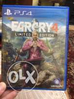 Farcry 4 PS4 - Limited Edition