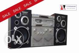 Great Sound System for sale