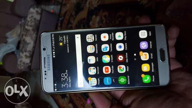 Galaxy Note 5 gold as mewww full package sealed