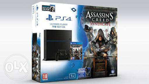 Playstation 4 as new