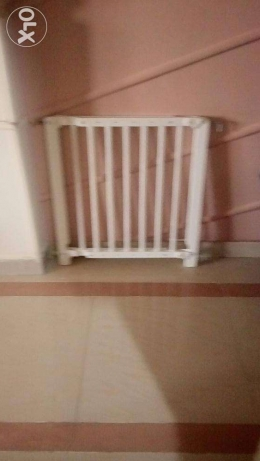 Original Indowoods Aurelia wooden baby safety gate